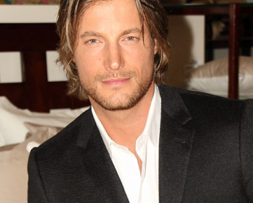 Charisma Spokesperson Gabriel Aubry Promotes the New Home Collection at Bloomingdale's at Century City on November 13, 2010