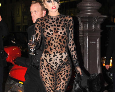 Lady Gaga is On the Prowl