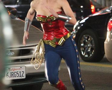 "Adrianne Palicki Starring As The New ""Wonder Woman"""