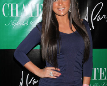 "Sammi ""Sweetheart"" Giancola 24th Birthday Celebration at Chateau Nightclub in Las Vegas on March 12, 2011"