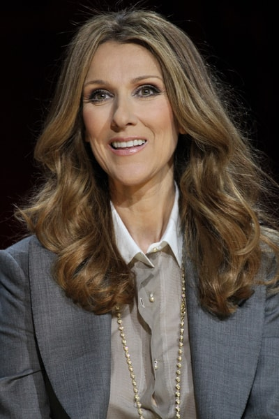 Celine Dion had a little wardrobe malfunction…she flashed a crowd ...