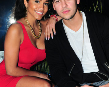 Rob Kardashian Celebrates His 24th Birthday at Stingaree Nightclub in San Diego on March 19, 2011