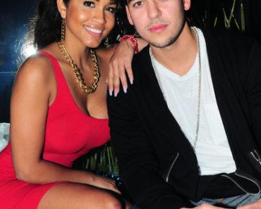 Rob Kardashian Celebrates His 24th Birthday at Stingaree Nightclub in San Diego on March 19, 2011