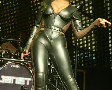 Janet Jackson in Concert at the Borgata in Atlantic City - March 25, 2011
