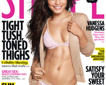 Vanessa Hudgens for Shape