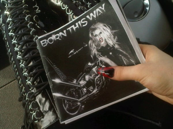 lady gaga born this way album cover leak. Check Out Lady Gaga#39;s #39;Born