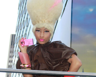 Nicki Minaj Unveils The Casio Tryx