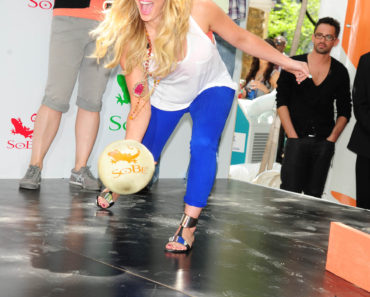 Hilary Duff/SoBe