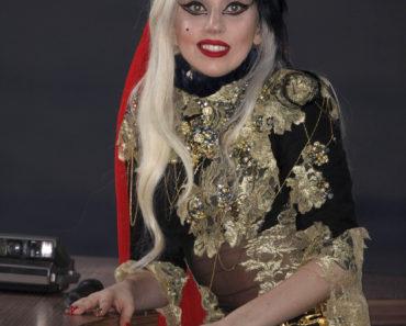 Lady Gaga Performing At Cannes Film Festival