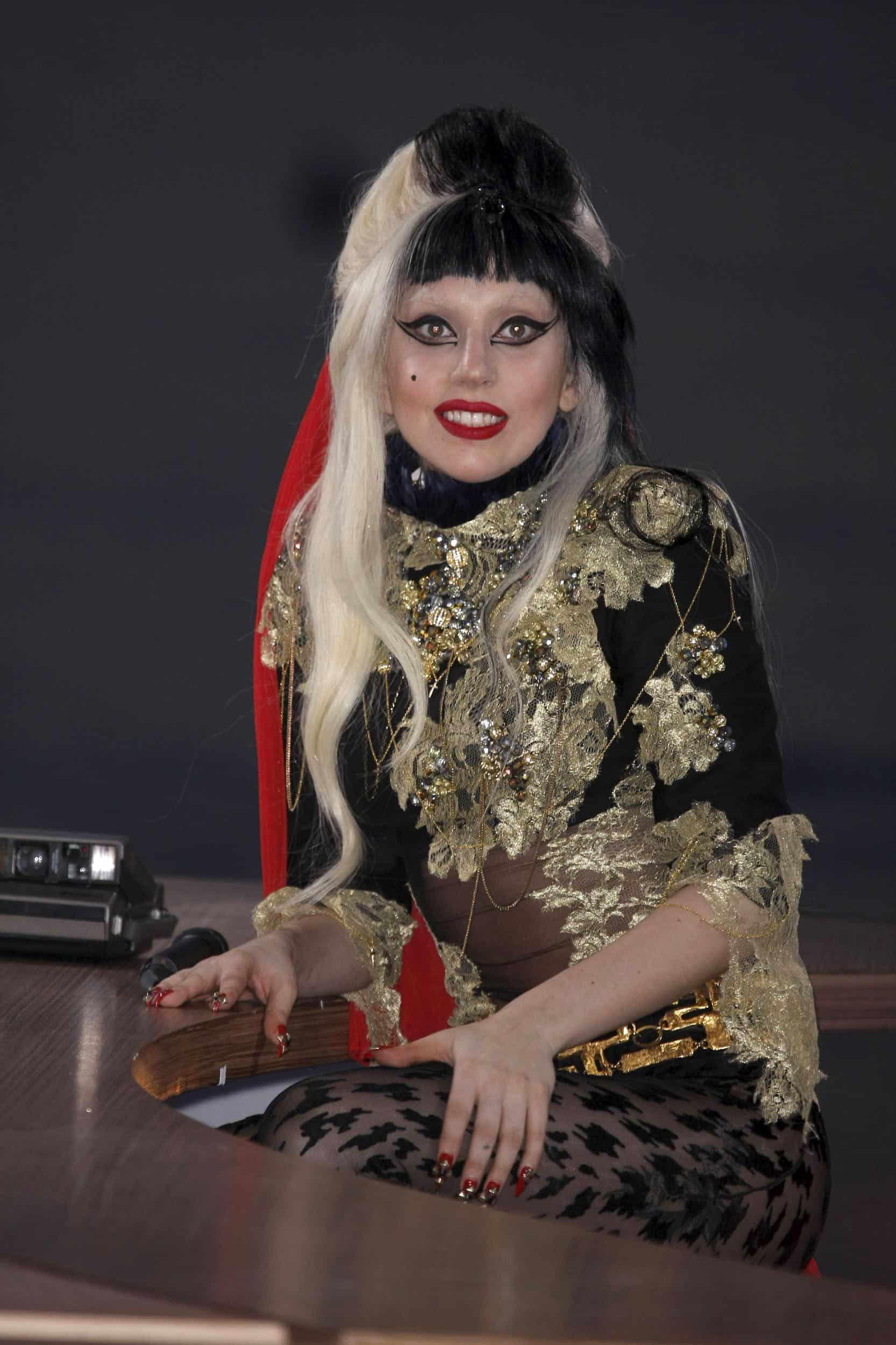 Laurieann Gibson Lady Gaga