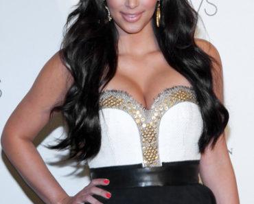 """Kim Kardashian Gold"" Fragrance Launch at Macy's Fashion Show Mall in Las Vegas on May 6, 2011"