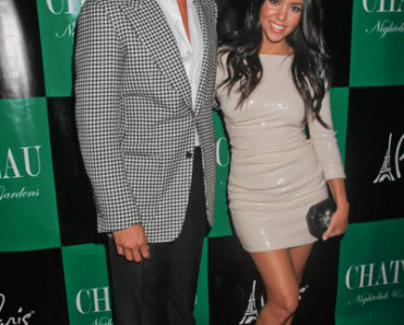 Scott Disick Hosts Night at Gallery Nightclub in Las Vegas on May 27, 2011