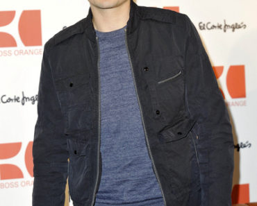 Orlando Bloom Photocall to Launch the New Boss Orange Men's Fragrance at El Corte Ingles in Madrid on March 16, 2011