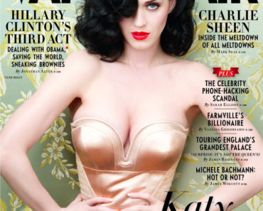 Vanity Fair Katy Perry