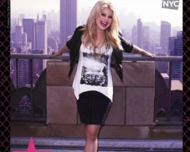 Kelly Osbourne for Material Girl