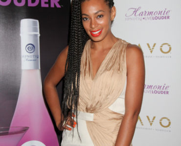 Solange Knowles 25th Birthday Celebration at Lavo Nightclub in Las Vegas on June 24, 2011