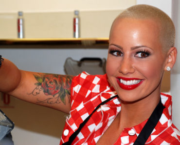 "Amber Rose Launches Her ""Amber Blondie Shake"" Milkshake at Millions of Milkshakes in West Hollywood on June 23, 2011"