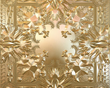 Kanye West & Jay-Z's 'Watch The Throne' LP Cover