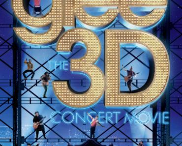 Glee 3D Poster