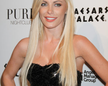 Crystal Harris Hosts A Seductive Affair at Pure Nightclub in Las Vegas on July 8, 2011