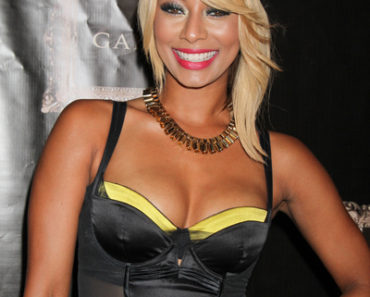 Keri Hilson Hosts the Evening at Gallery Nightclub in Las Vegas on July 9, 2011