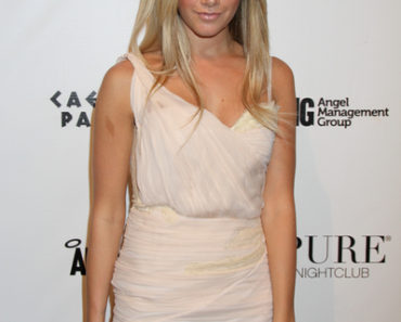 Ashley Tisdale 26th Birthday Celebration at Pure Nightclub in Las Vegas on July 15, 2011