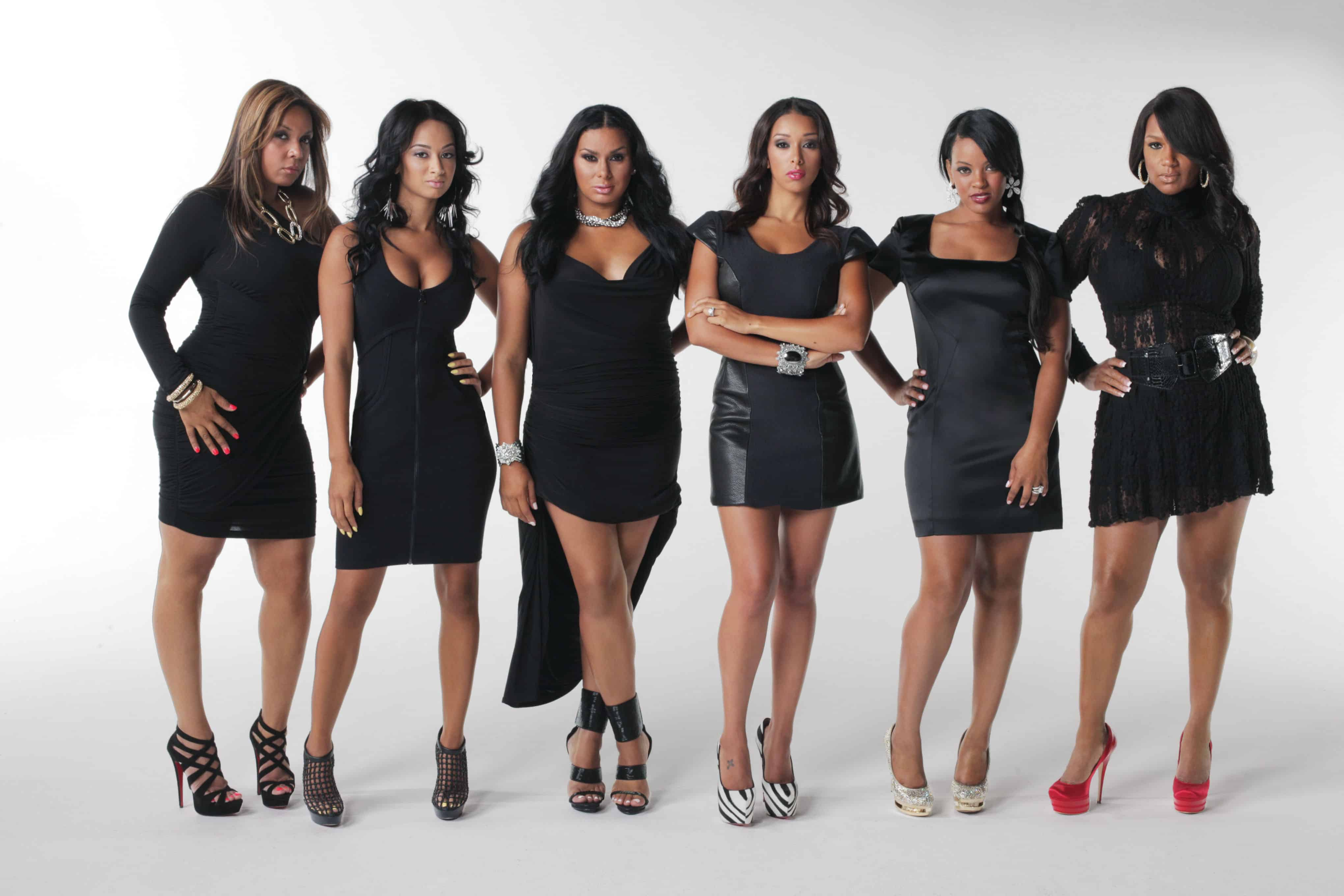 meet the cast of basketball wives la   beautelicious