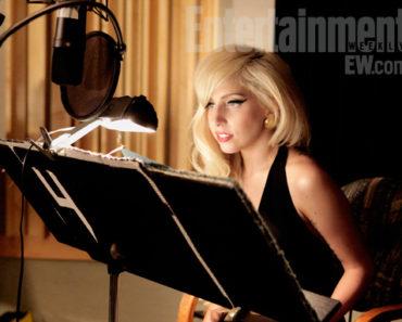 Lady Gaga/EW