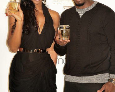 "Sean ""Diddy"" Combs Celebrates the Launch of his New Fragrance ""Empress"" and Introduces Singer Kelly Rowland as the Ambassador of ""Empress"" at Macy's in Lakewood on September 15, 2011"