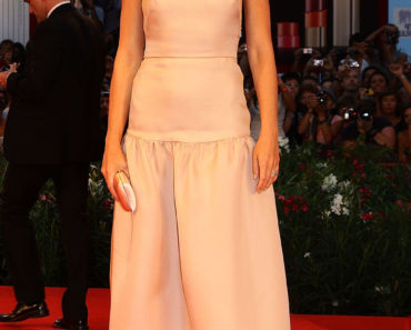 Lancia On The Red Carpet At The 68th Venice Film Festival - September 3, 2011