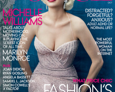 Michelle Williams/Vogue
