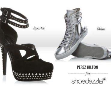 Perez Hilton/ShoeDazzle