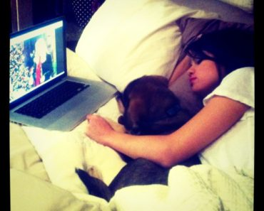 Selena & Puppy