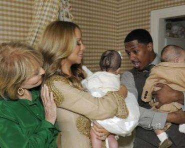 Mariah & Nick's Twins