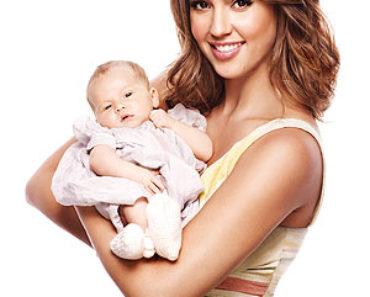 Jessica Alba & Baby Haven