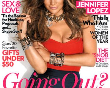 Jennifer Lopez/ Glamour