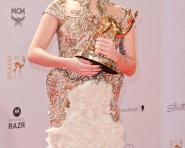 Bambi Awards 2011 - Press Room