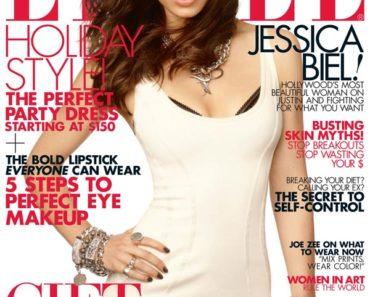 Jessica Biel /Elle Magazine