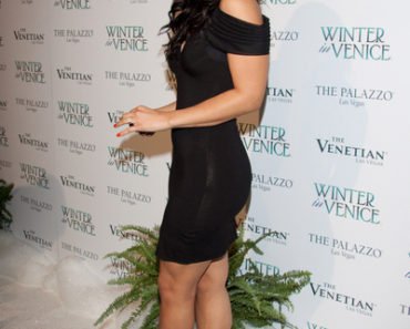 "Jordin Sparks Kicks-Off ""Winter In Venice"" at The Venetian and The Palazzo in Las Vegas on November 21, 2011"