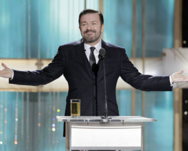 68th Annual Golden Globe Awards- Ricky Gervais