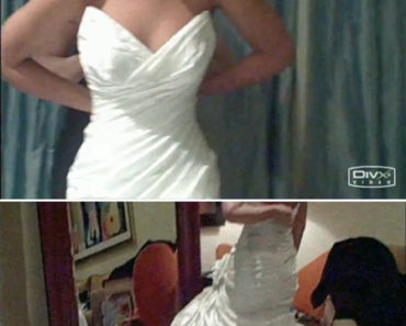 Beyonce'w Wedding Dress