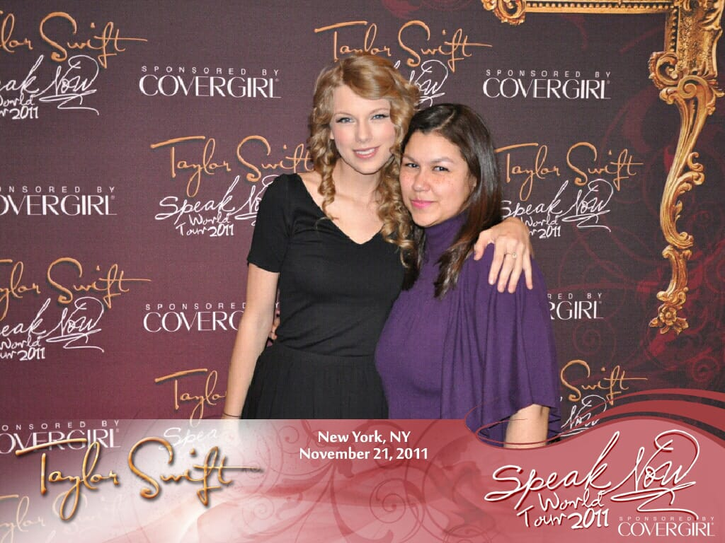 Taylor Swift Rocks Madison Square Garden Plus Get Her Makeup Look