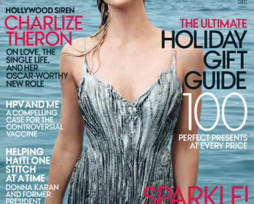 Charlize Theron Vogue Cover Dec 11