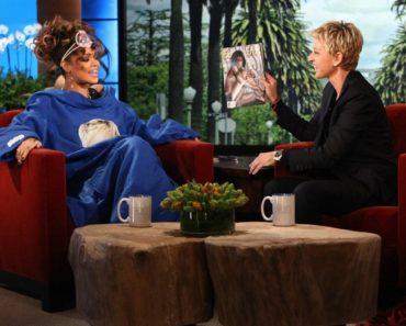 Rihanna on Ellen