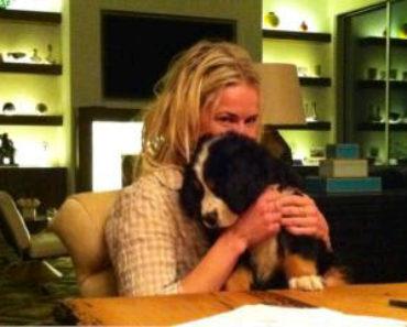Chelsea's New Dog