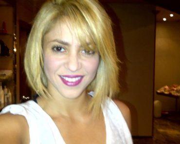 Shakira's New Hair
