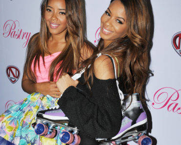 "Angela and Vanessa Simmons Host Launch Party of the ""Pastry Lite"" Shoe Collection - Arrivals"