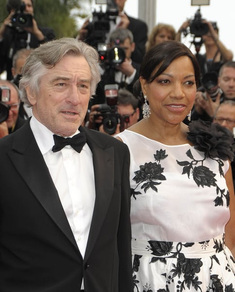Grace Hightower Elliot De Niro