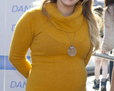 Hilary Duff and Danskin Skate for a Cause at ICE Skating Rink in Santa Monica on December 10, 2011