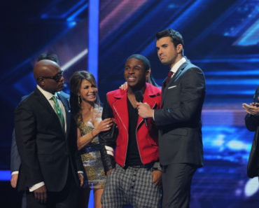 Marcus Canty The X Factor
